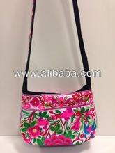 Thai handmade Embroidery Hmong cross body bags