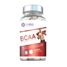 Volcanat Health Pro Branched Chain Amino Acids BCAA Best Slim Diet Pills In Clear Round Bottles