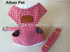 Lovely and Fashion Dog Harness and Leashes