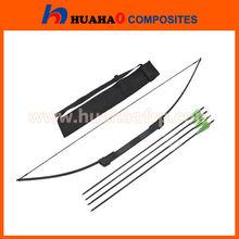Fiberglass Bows and Arrows,High strength,Highly flexible Fiberglass Bows and Arrows