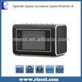 Digital reloj mini cámara de infrarrojos led reloj de la cámara re-mvs01