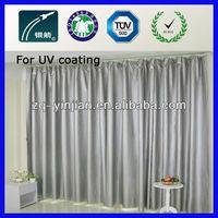 non leafing silver aluminum paste curtain coating