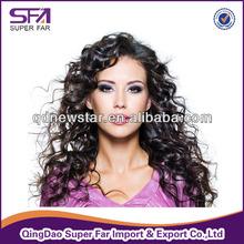 silk base top full handmade natural kinky curl hair wig