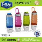 easylock bpa free cup plastik wateright leak proof