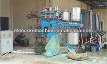 Polyurethane automatic batch mattress sponge foam foaming making machine