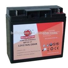 12v 17ah ups batteries12v 18ah /dry battery for ups 12v