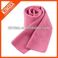 2014 cheap fleece winter scarf