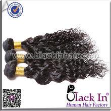 Coreano de alta temperatura da fibra sintética do cabelo encaracolado