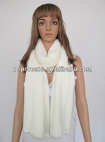 promotional cashmere winter scarf for lady