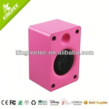 Fashionable Portable mp3 with speaker for Electronic Equipment Mobile Phone/Laptop/Computer/Mp3/MP4/MP5
