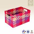 Feltro cestino di pasqua/rattan cestino di plastica fabbrica diretta ingrosso abbigliamento