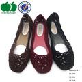 de moda las mujeres nave de diseño plano zapatos al por mayor