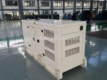 2014! Silent/Soundproof Diesel generator 24kw/30kva happ boss