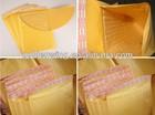 Yellow Kraft Bubble Envelope