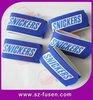 Velcro ski strap with custom logo for alpine skis racing