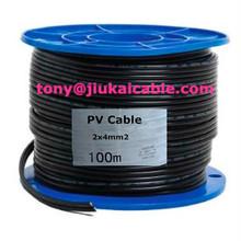 australia standard dc solar cable 4mm for Photovoltaic solar Panel system Australia Hot Seller