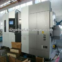 Horizontal machining center machining service