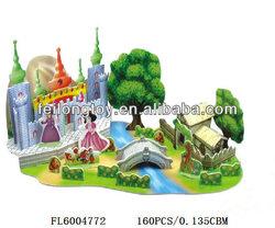 famous design education toy 3d puzzle