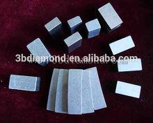 Diamond Segment For Marble Cutting Making Machine