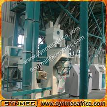 60-300T canadian flour mills