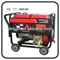 6.5kw diesel generador del marco abierto generador portátil diesel de alta calidad de generador diesel