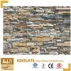 Kinslate Natural rusty cement ledgestone wall cladding