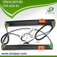 China direct supplier oem 8L3 837 462,front left window lifter, window regulator for audi a3 8l