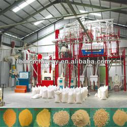 Series Maize/Corn Production Machinery