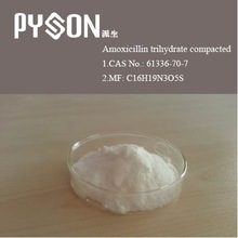 Hot pharmaceutical raw material Amoxicillin Trihydrate with the best price