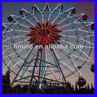 Large Amusement Rides Amusement Park 30 Meters Ferris Wheel