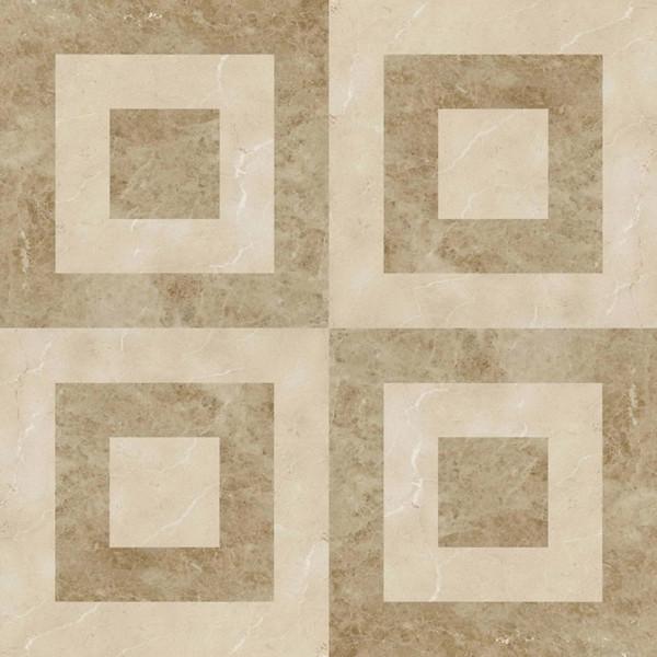 Italian Marble Tile Cream Marfil Waterjet