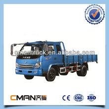 Brand New Double Cabin 2Ton Van Cargo Truck Price for Sale