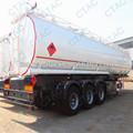 china fabricante ctac mejor venta de aceite de camión cisterna de remolque para la venta