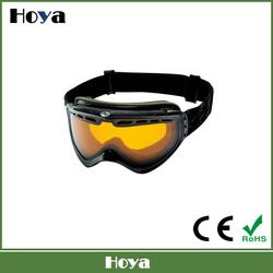 Stylish anti-UV 100% women ski goggles paintball mask