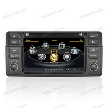 Lcd Touch Screen Car DVD Player Build in GPS Navigation System /Bluetooth/IPod/Radio for BMW E46