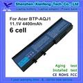 batería del ordenador portátil para acer extensa 3100 4120 4130