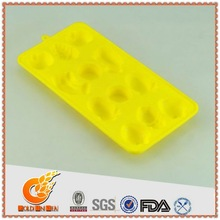 Convenient to cook ice cube tray in silicone(ICE10184)