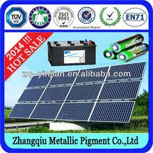 China manufacture!!! aluminum pigment for solar electrical conductive paste Apsolar04