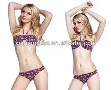 China swimwear manufacturer ladies bikini