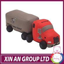 plush big truck toys& cute stuffed big trucks