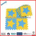 Non tessuto di promozione- tossico eva bambino puzzle tappeto con costom logo