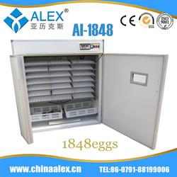 AI-1848 high efficency egg hatching machine toyota used cars in dubai best service