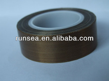PTFE coated fabrics / teflon ptfe tape rolls / adhesive tape rolls