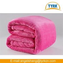 100 Polyester Luxury Thick Fleece Blanket