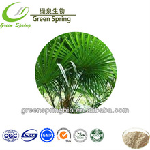 Pure natural saw palmetto extract,saw palmetto extract fatty acids