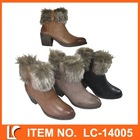 New Design Short Boot Woman Hot New Design OEM