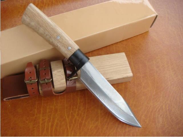 Деревянные ручки для ножа своими руками