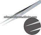 HOZAN P-876 Low-cost stainless tweezers