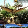 tamanho vida elétrica adorável dos desenhos animados do brinquedo do dinossauro dinossauros cartuns