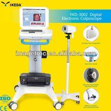 Medical Digital electronic colposcope workstation